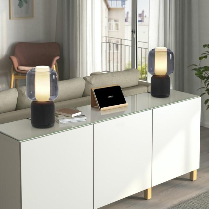 Ikea släpper ny högtalarlampa med Sonos