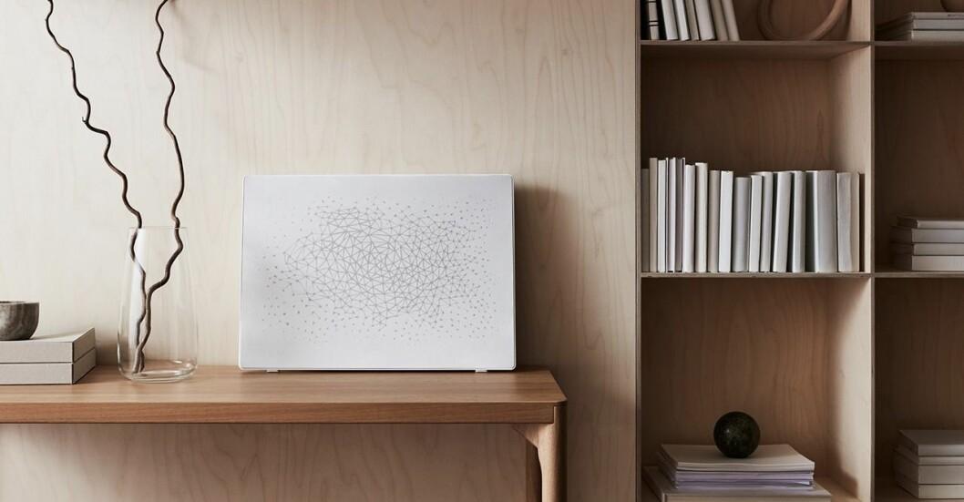 IKEA Symfonisk Tavelram är startskottet för det långsiktiga partnerskapet mellan möbeljätten IKEA och ljudspecialisten Sonos.