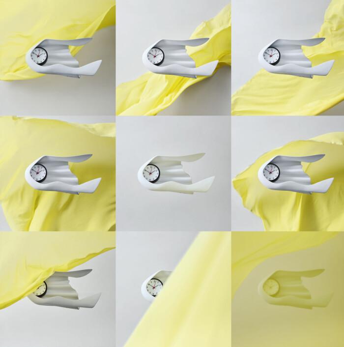 Ikea art event 2021 Elle Decoration klocka av Daniel Arsham