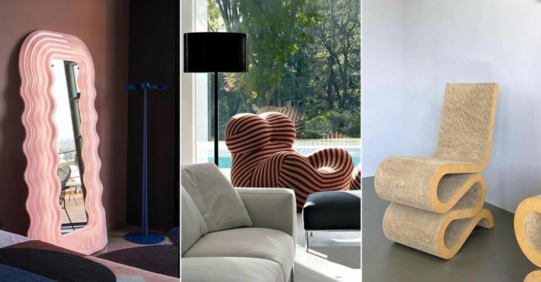 De mest ikoniska möblerna genom tiderna - enligt kända inredningsdesigners.