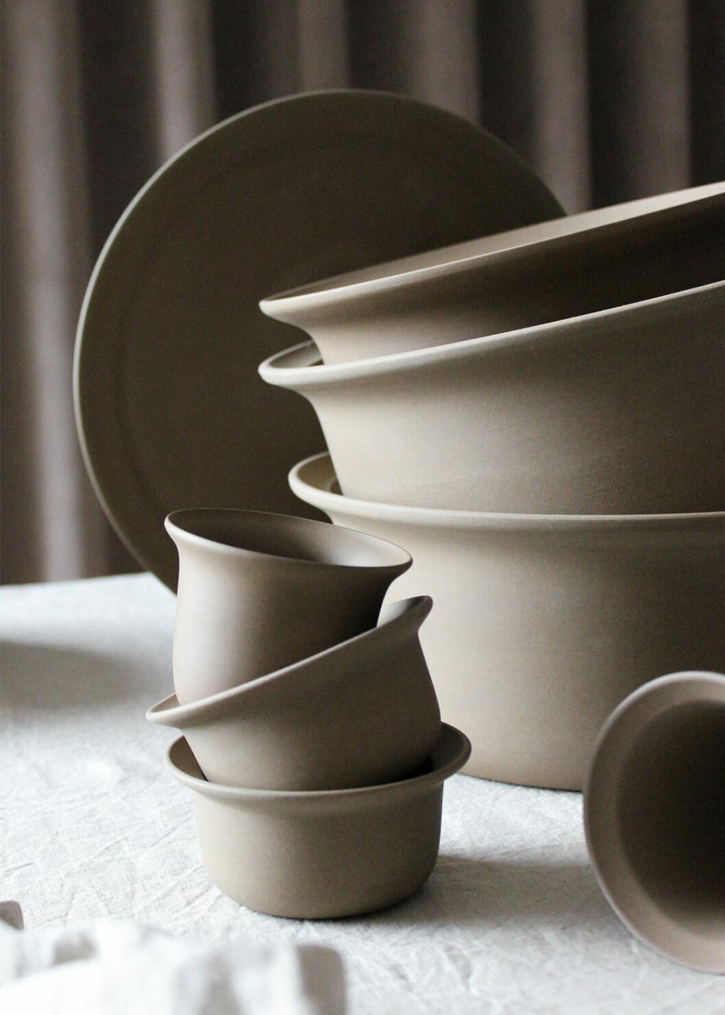 ildpot designad av grethe meyer för fdb möbler
