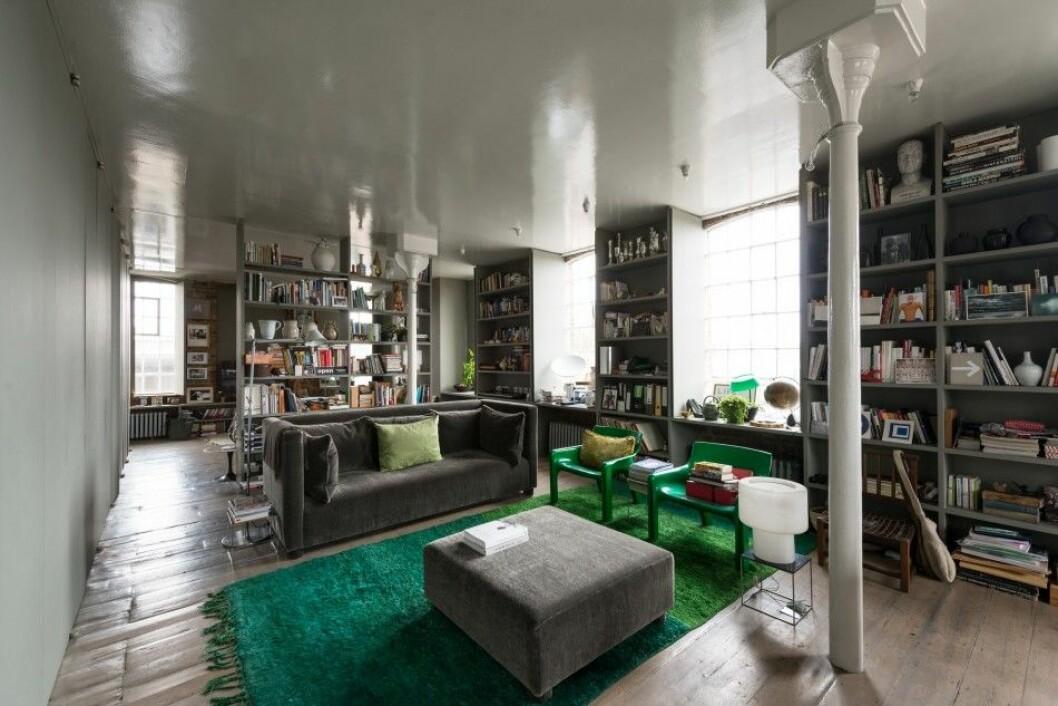 ilse crawford livingroom