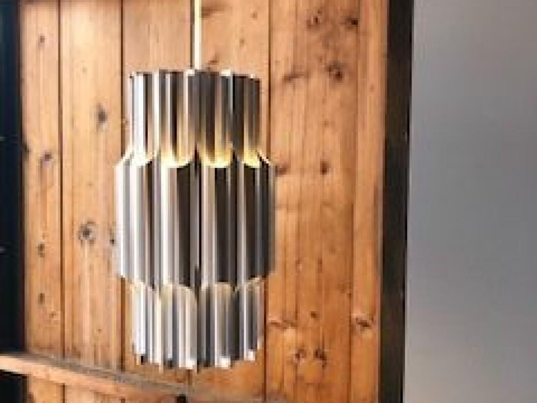 Lampa av Bent Karlby för Lyfa