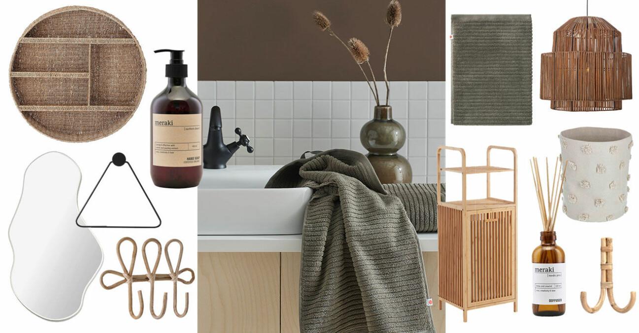 Inred ditt badrum snyggt och praktiskt