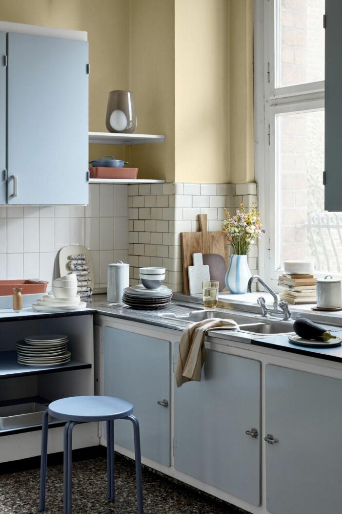 Skapa sommarkänsla i köket