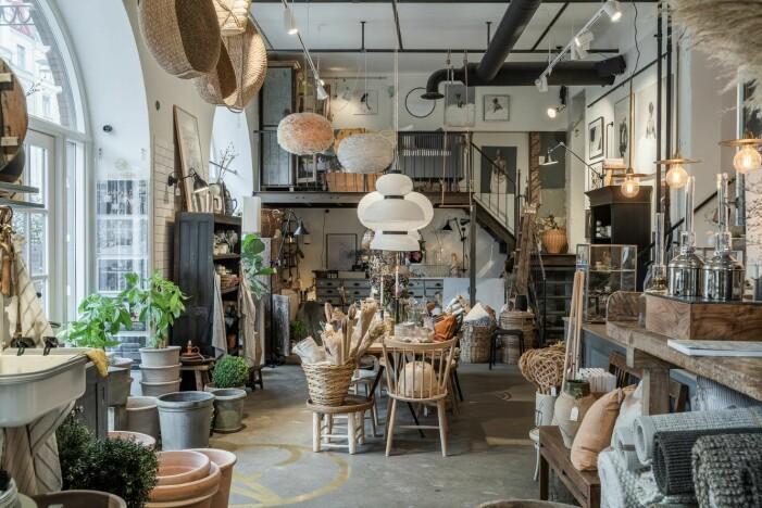Inredningsbutiken Alvhem hittar du i Göteborg