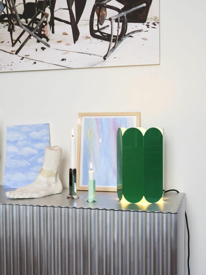 Inredningstrender hösten 2021, lekfulla lampor och ljuskällor