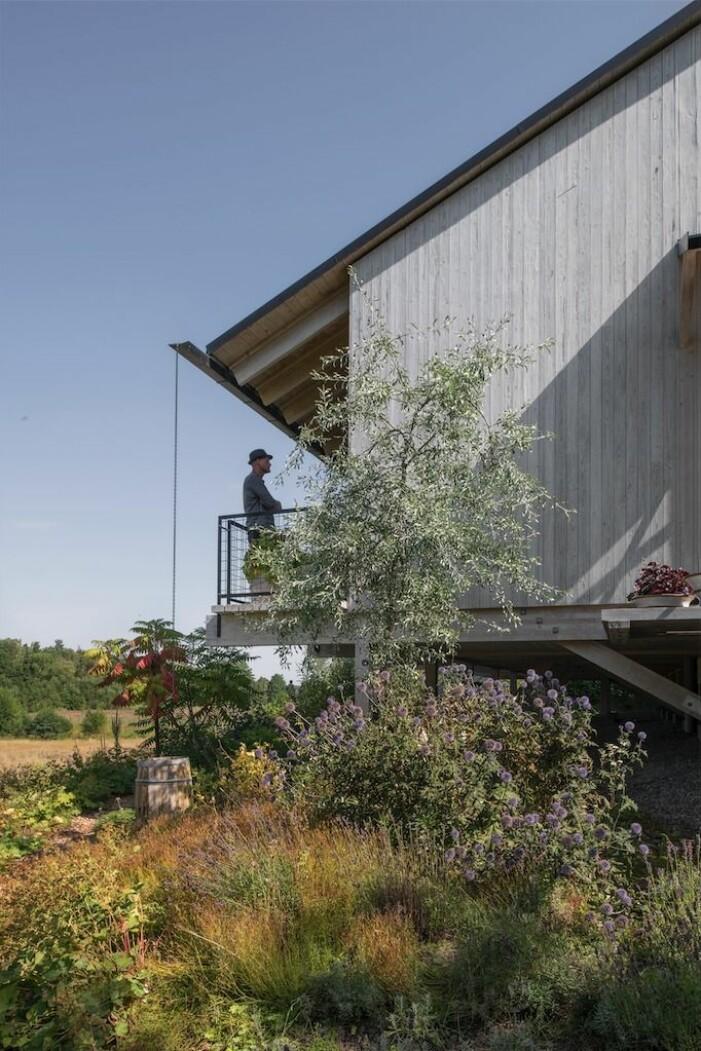 Jordens arkitekter, Johnny Andersson