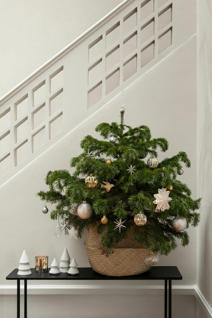Julen på H&M Home 2021, julgran