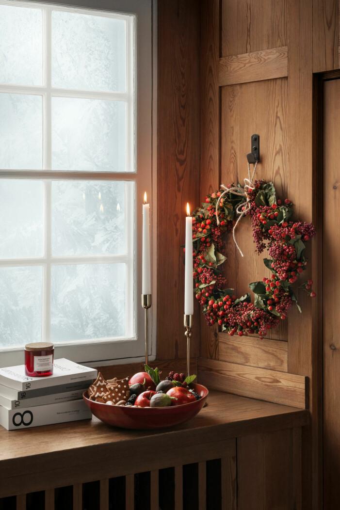 Julen på H&M Home 2021, ljusstakar