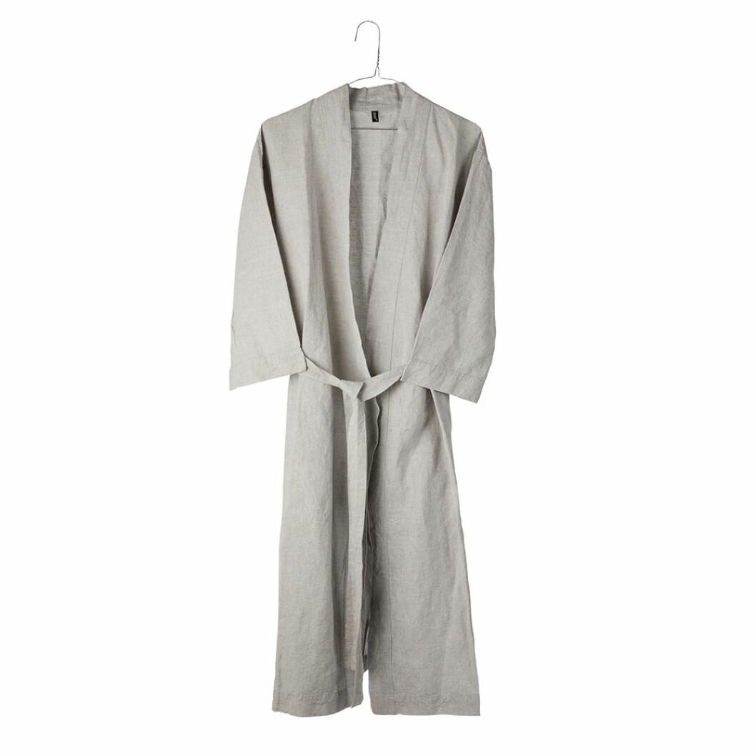 kimono i linne från granit