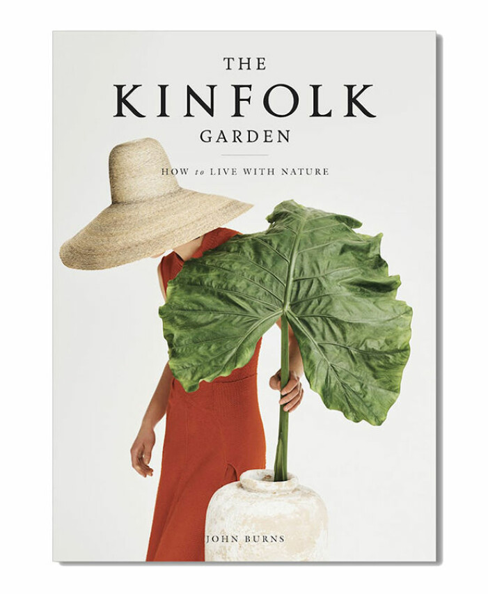 coffee table-bok the kinfol garden: How to live with nature