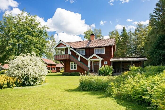 Sommarstuga i Rättvik.
