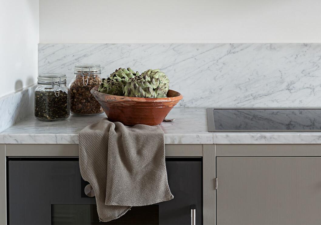 Kronärtskockor är en stylingtrend i köket