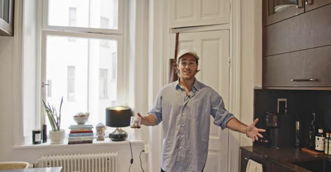 Benjamin Ingrossos Küche