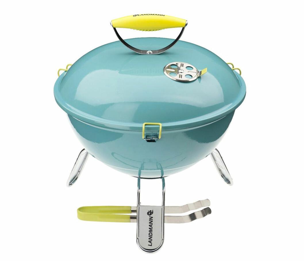 Piccolino bärbar grill från Landmann