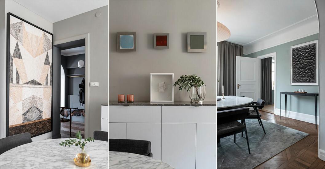 Konstexperten tipsar – så lyckas du med konsten i hemmet som nybörjare.
