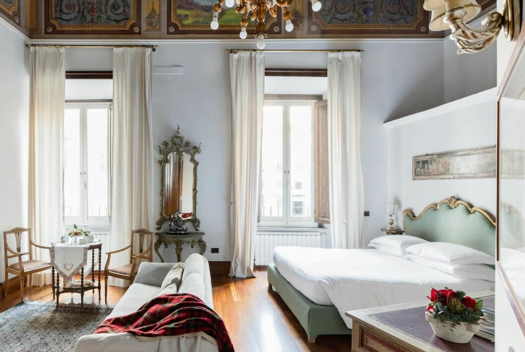 Lägenhet i Rom, Italien