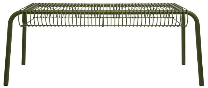 Grön bänk från Lagerhaus