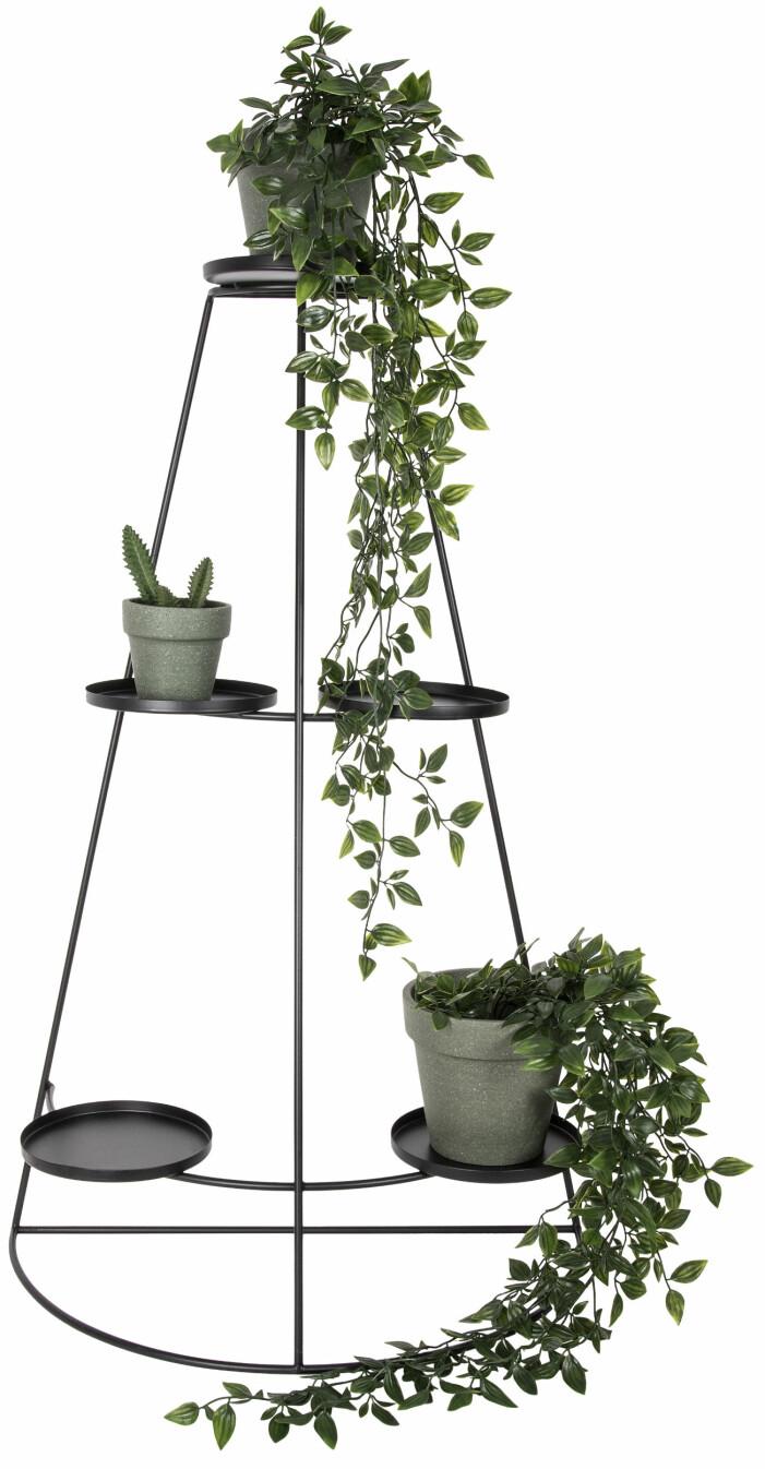 Piedestal för blommor och växter
