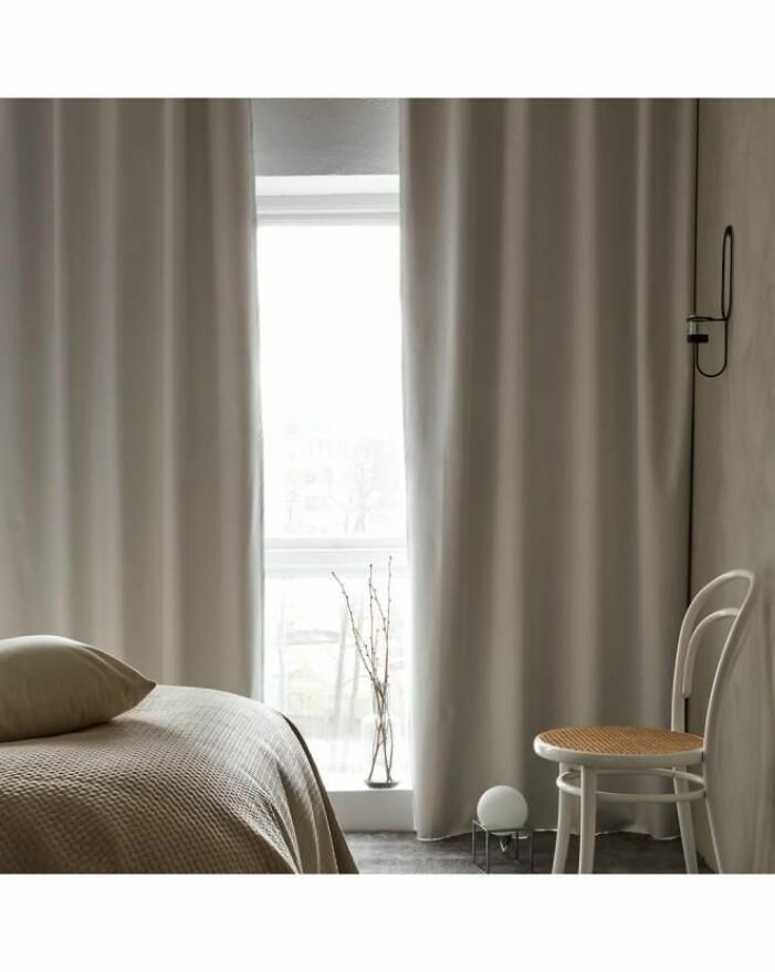 långa gardiner hemtex