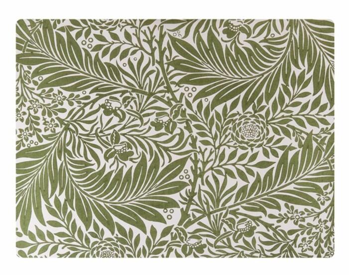 bordstablett William Morris-mönster