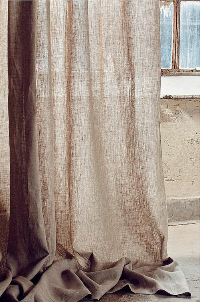 Linnegardiner från Lovely Linen
