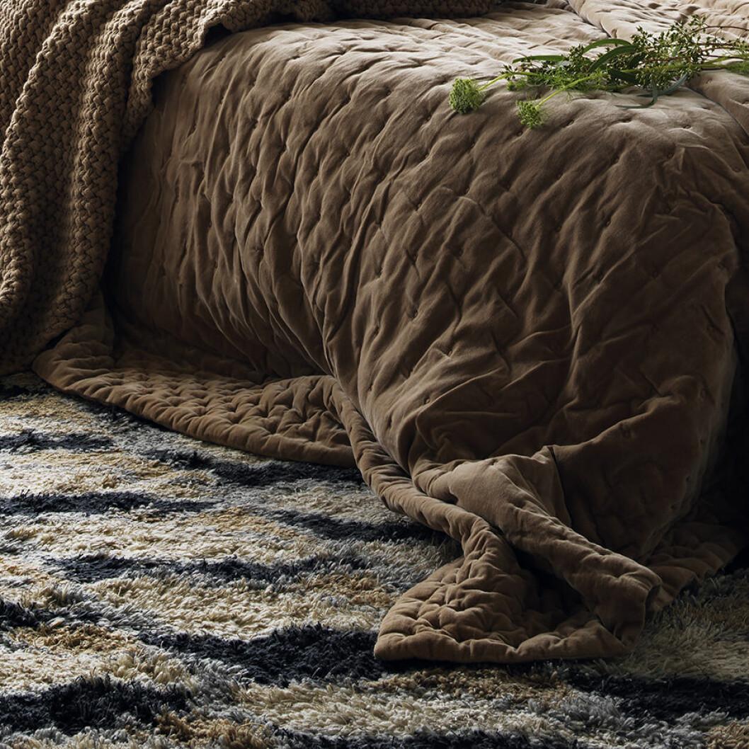 linum matta täcke