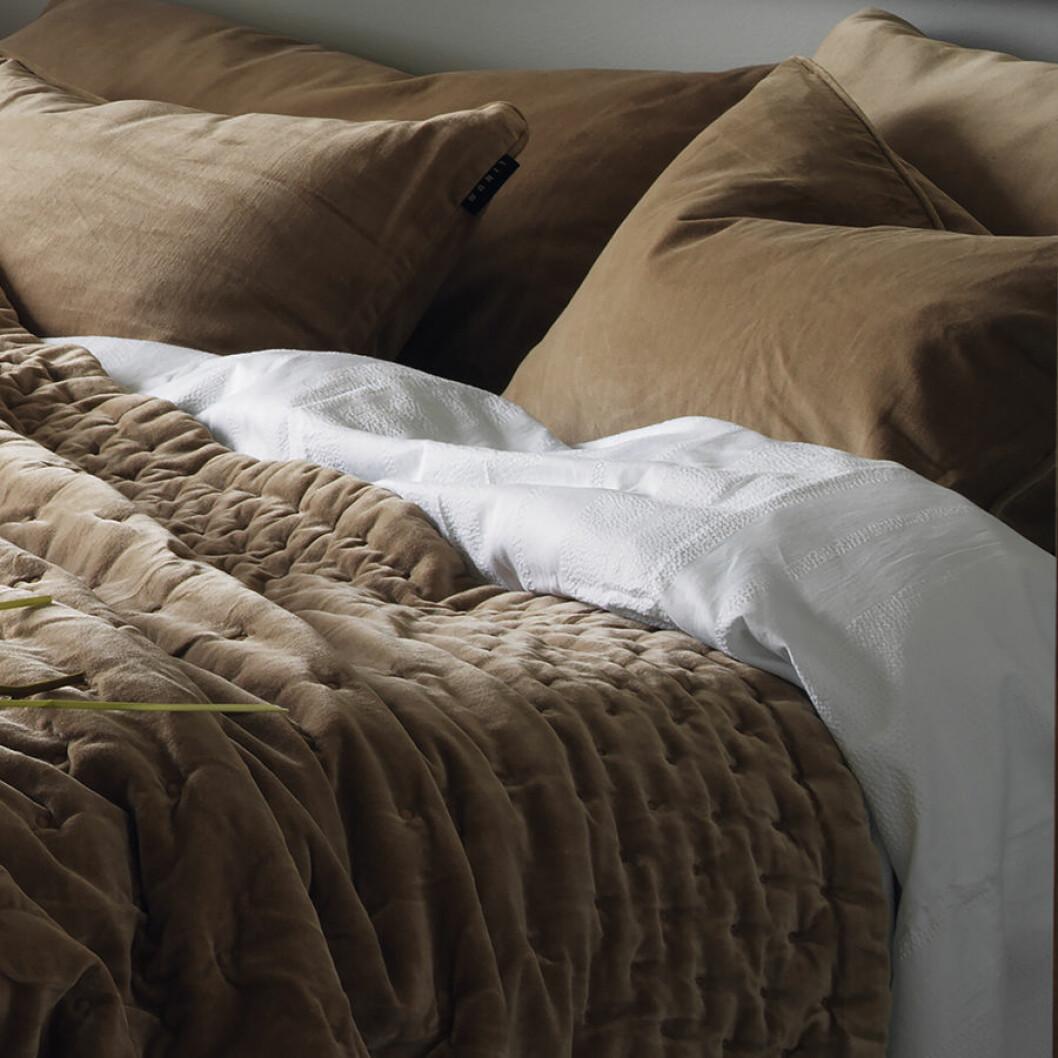 linum täcke kudde