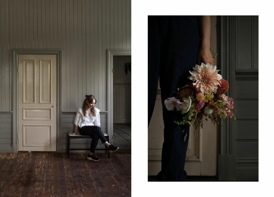 Lovisa är fotograf och stylist.