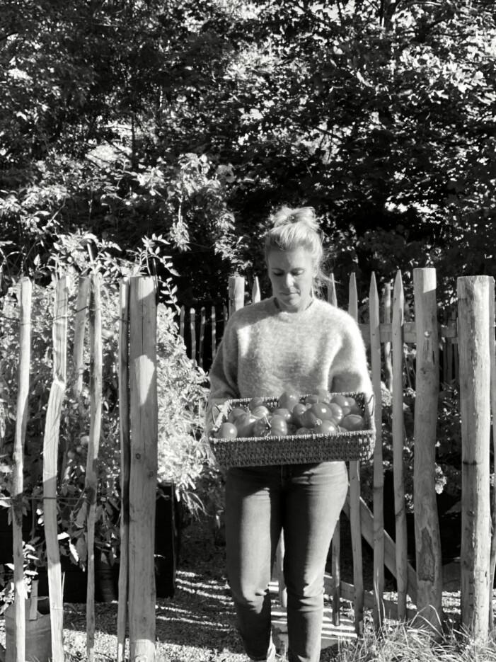 Trädgårdsdesignern Madeleine Ljungfeldt