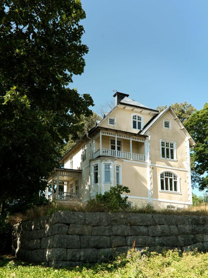 Jugendvilla in Flen in Sörmland