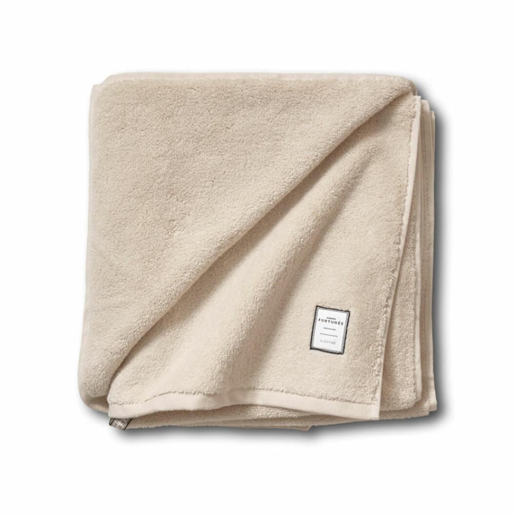 Lyxig handduk från Maison Fortunee