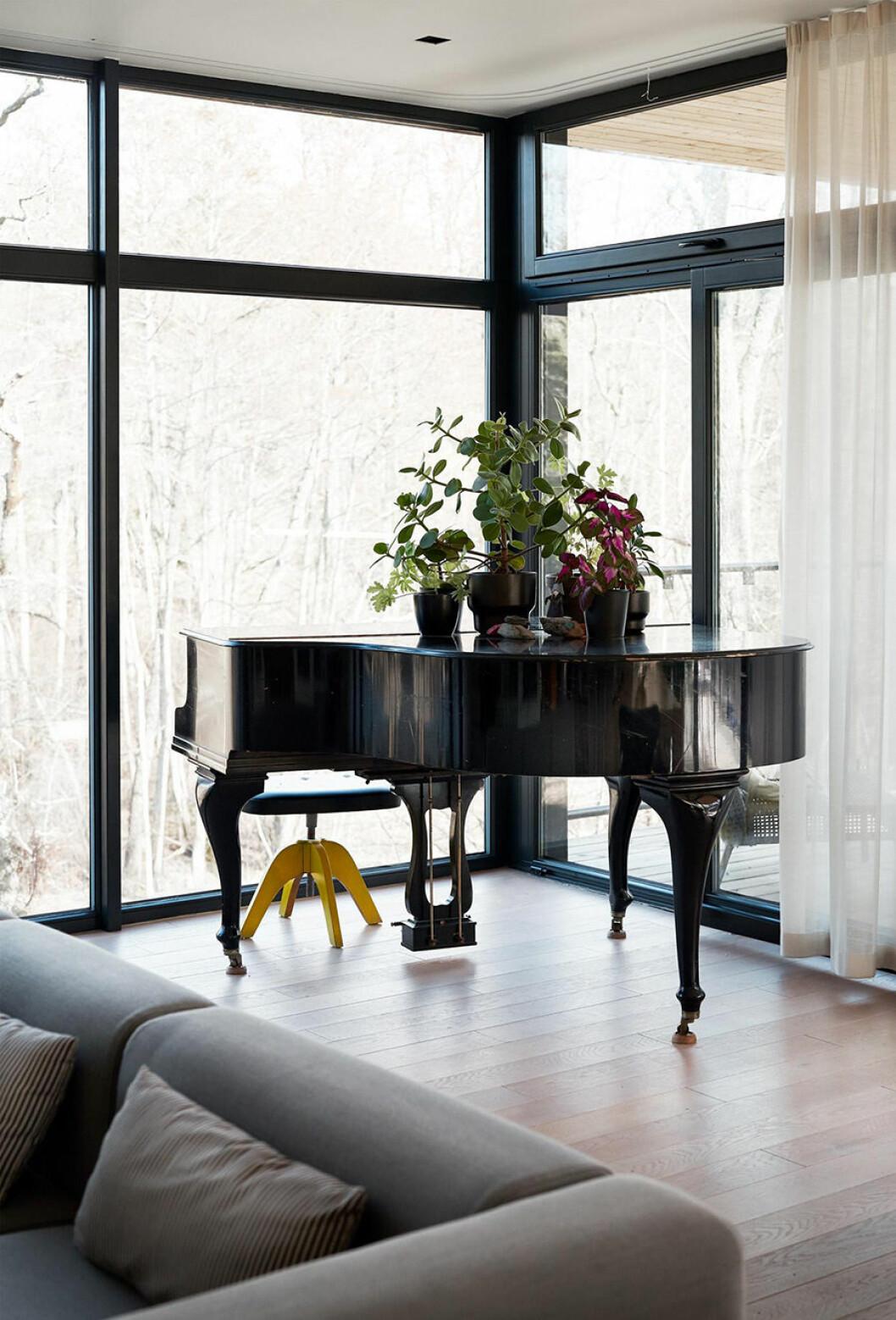villa åkerman piano