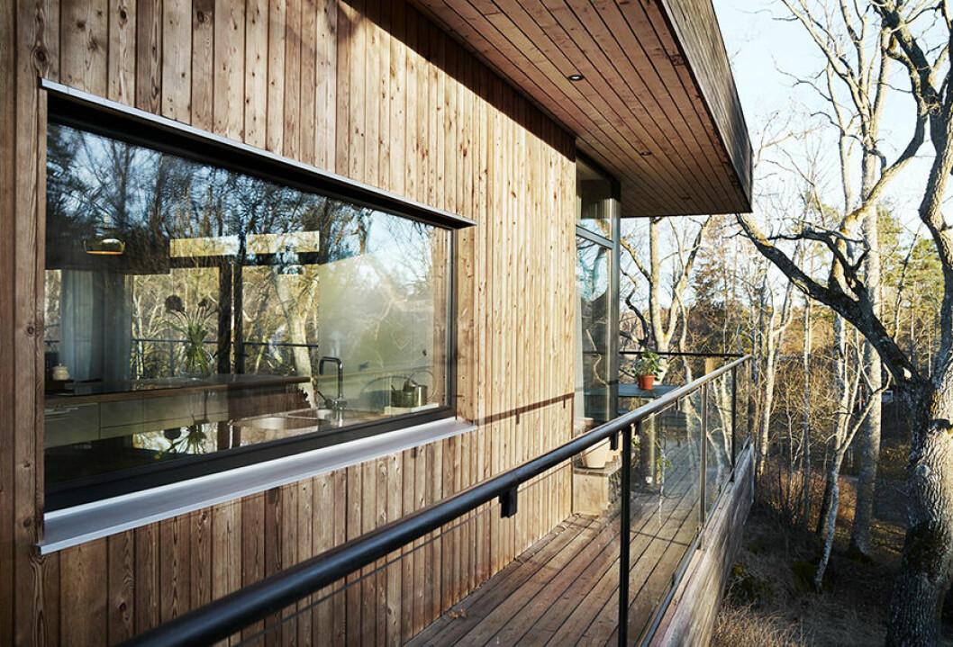villa åkerman fasad