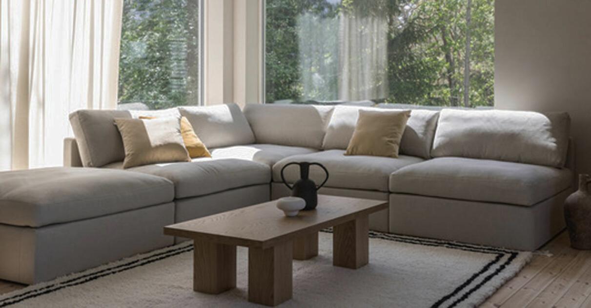 Melimeli släpper nya soffan Lucie, se bilderna här