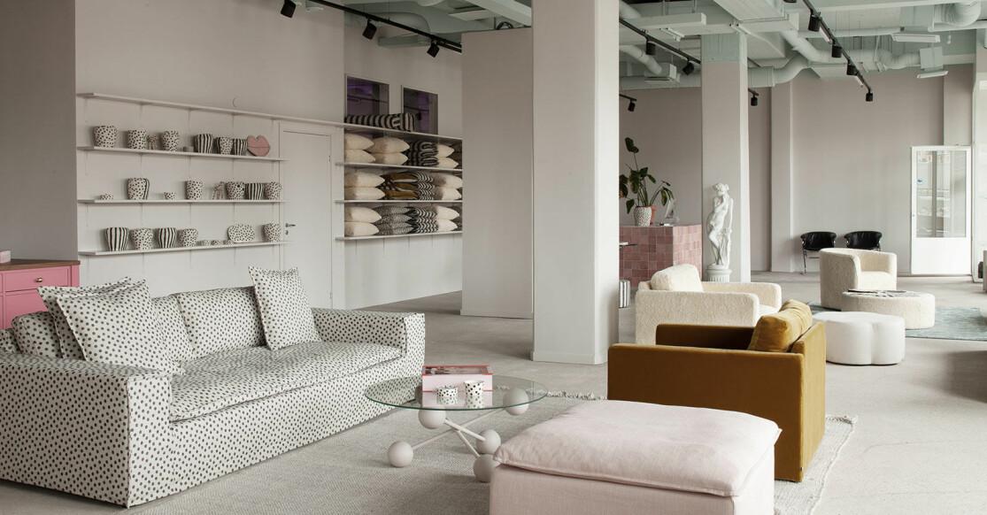 Melimeli öppnar flaggskeppsbutik i Stockholm