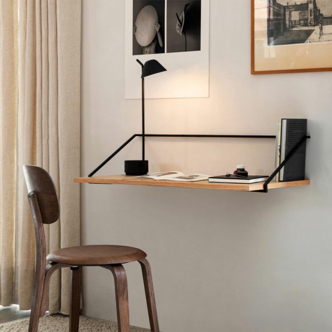 Snyggt skrivbord från Menu till hemmakontoret
