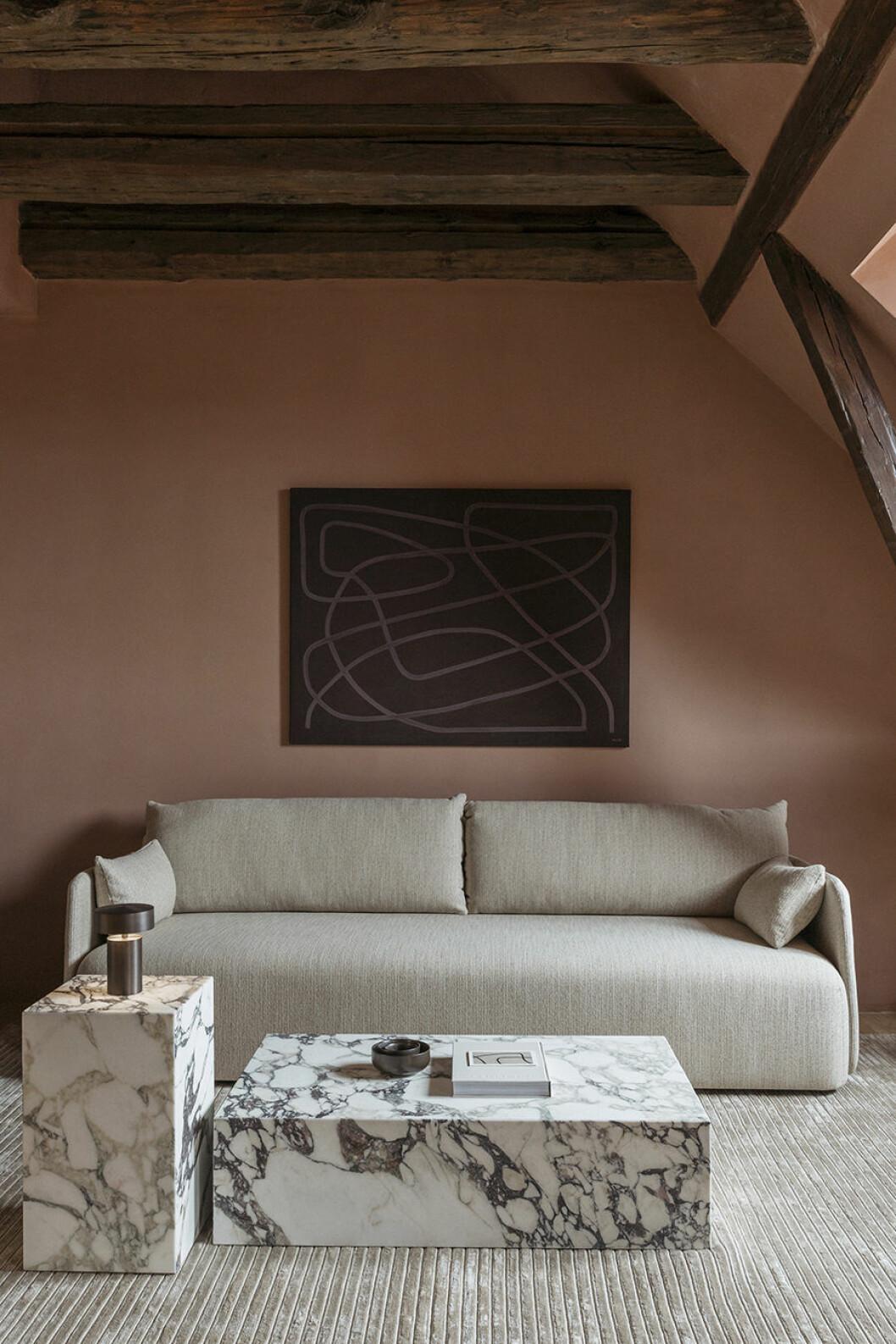 designhotell the audo soffa