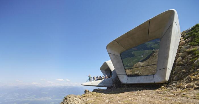 Messner Mountain Museum Corones, Italien