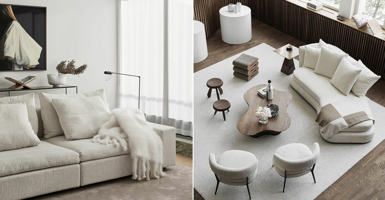 minimalistisk skandinavisk stil
