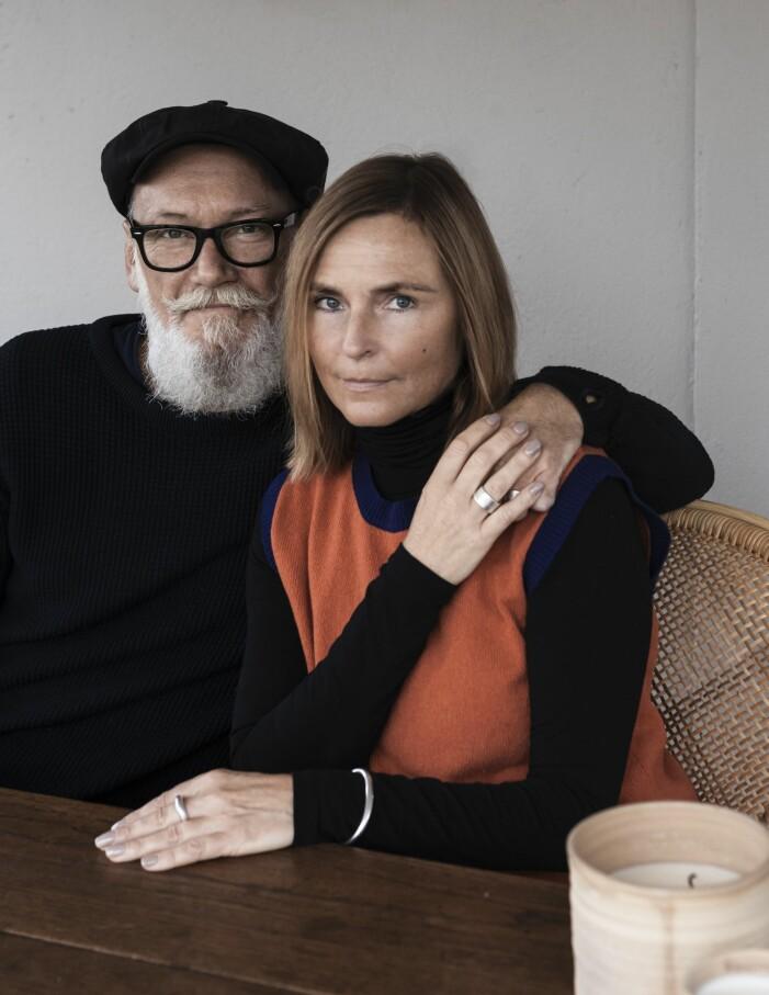 L:a brukets Monica Kylén och Mats Johansson