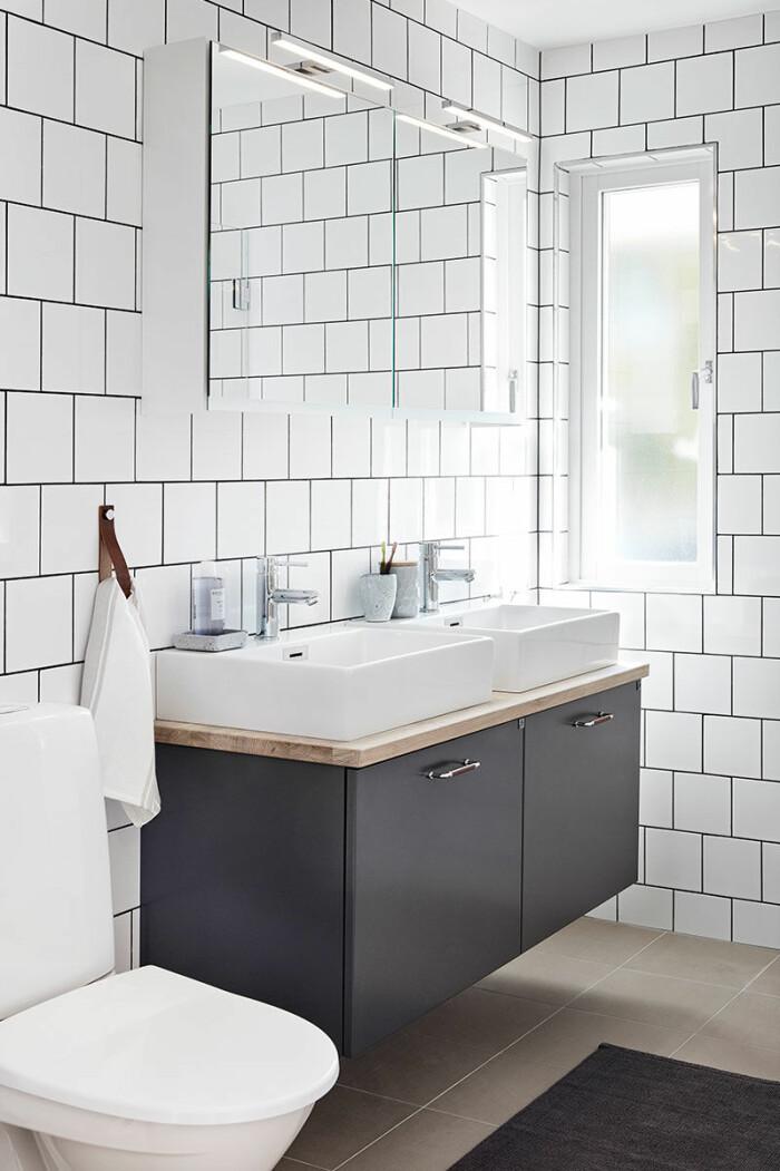 modernt badrum från ballingslöv