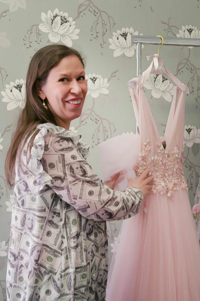 Modeskaparen Ida Sjöstedt i SVTs Designhistorier