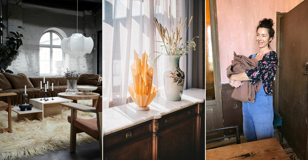 Marie Olsson Nylanders bästa stylingtips för vardagsrummet