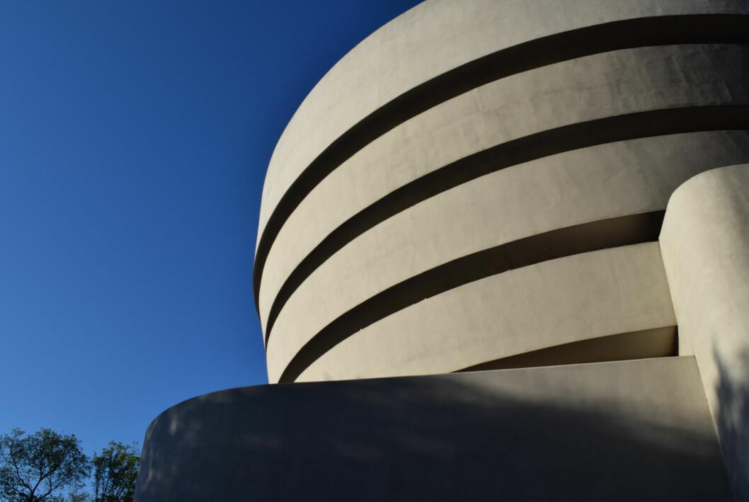 Museet Solomon R. Guggenheim Museum, New York