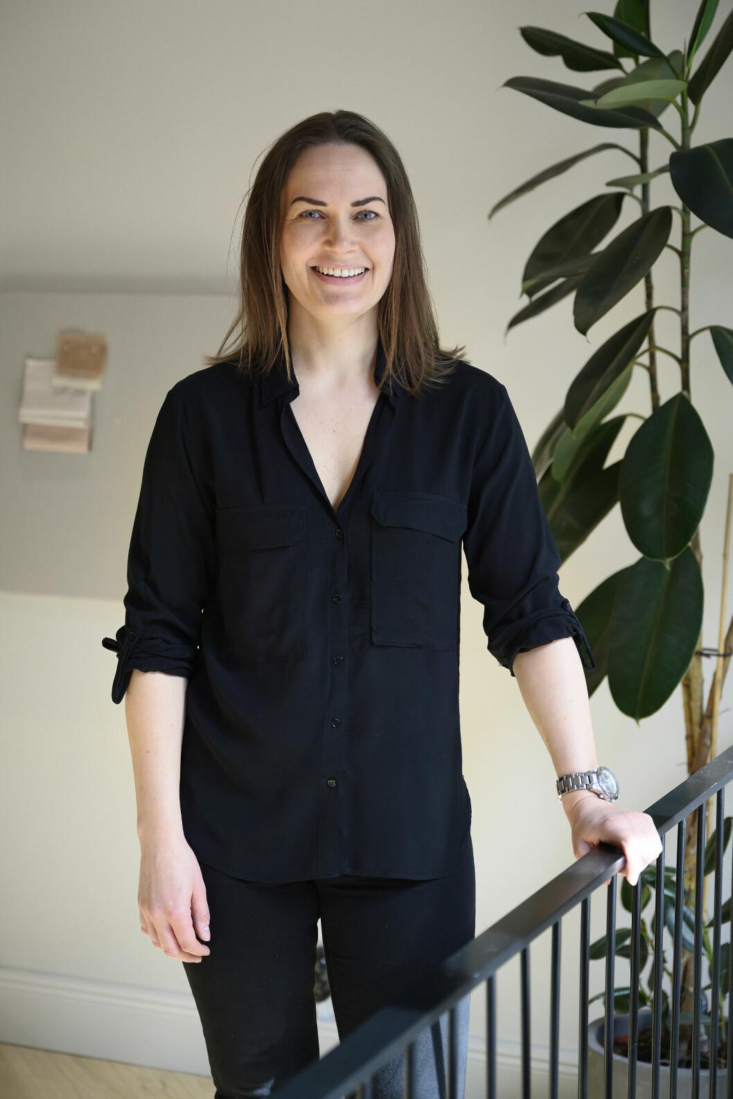 Natalie Strömberg är grundare och ägare av Refine Design Studio.