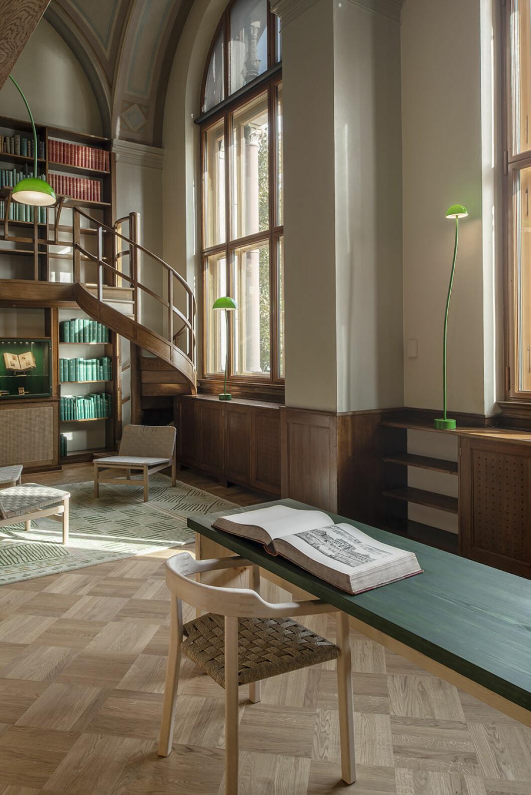 nationalmuseum emma olbers stol solljus