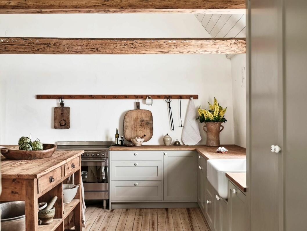 köksö dixdotter sommarhus nordiska kök