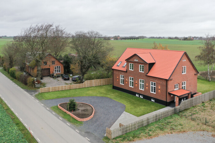 Ombyggda Brönnestad skola i Klagstorp